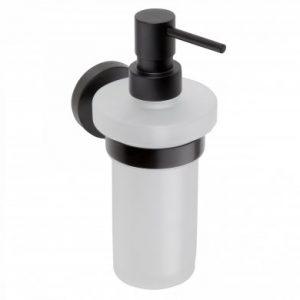 DARK soap dispenser by Bemeta