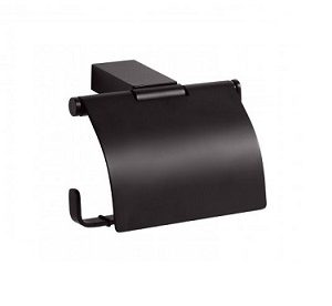 NERO Paper holder with cover by Bemeta