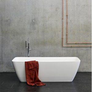 Vicenza Petite bath by Clearwater