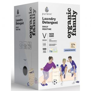 ORGANIC FAMILY DAILY ROUTINE LAUNDRY DETERGENT 3L