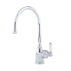 Parthian Single Lever Sink Mixer by Perrin&Rowe