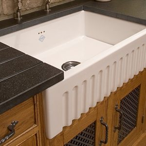 Bowland 600 kitchen sink by Shaws