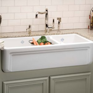 Egerton kitchen sink by Shaws